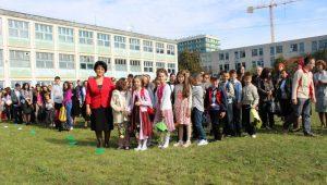 Festivitatea de început de an şcolar 2013-2014
