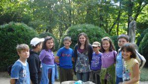 Gradina Botanică clasa a 5a