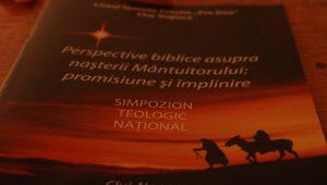 Simpozion teologic naţional – 5 dec. 2014